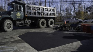 Parking Lot Asphalt Repair Brentwood, Suffolk, New York.